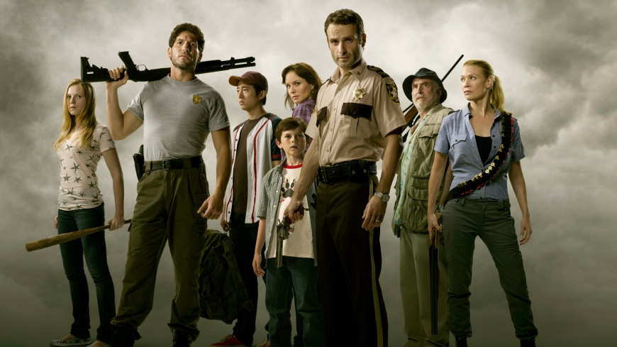 The Walking Dead: assista mesmo semquerer!