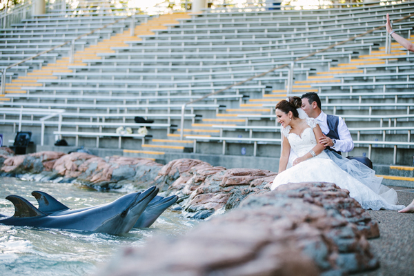 _wedding-guide-real-life-wedding-dreamlife-photography-nevin-and-jouni-couple-seaworld-dolphins